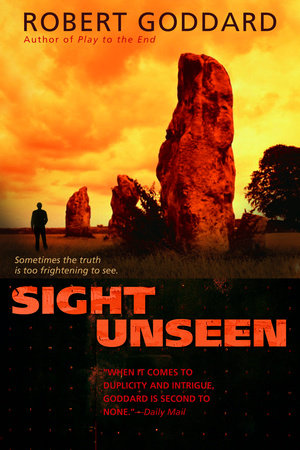 Sight Unseen by Robert Goddard