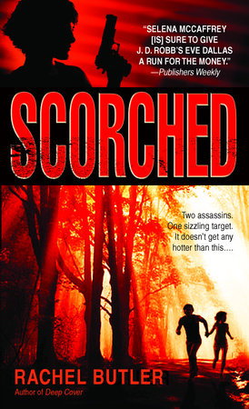 Scorched by Rachel Butler