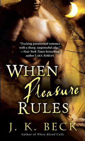 When Pleasure Rules by