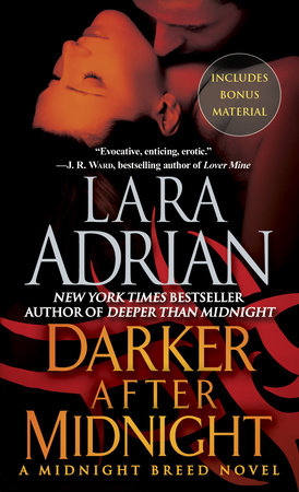 Darker After Midnight (with bonus novella A Taste of Midnight) by