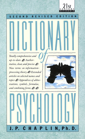 Dictionary of Psychology by
