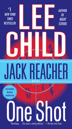 Jack Reacher: One Shot by