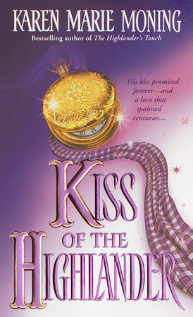 Kiss of the Highlander by