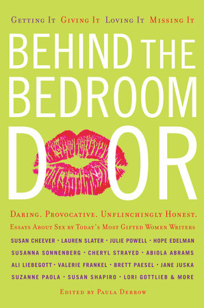 Behind the Bedroom Door by Paula Derrow