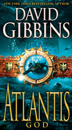 Atlantis God by David Gibbins