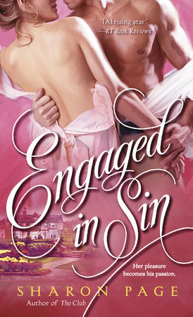 Engaged in Sin by Sharon Page