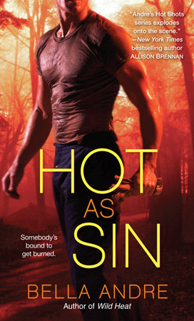 Hot as Sin by Bella Andre