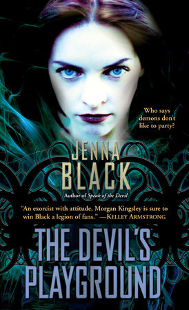 The Devil's Playground by Jenna Black