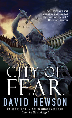 City of Fear by David Hewson