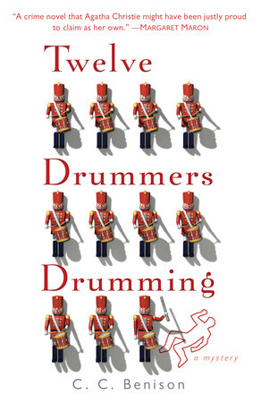 Twelve Drummers Drumming by C. C. Benison