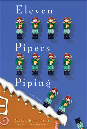 Eleven Pipers Piping by C. C. Benison