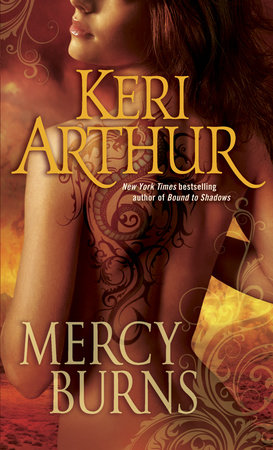 Mercy Burns by Keri Arthur