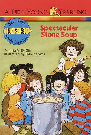 Spectacular Stone Soup by