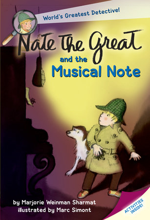 Nate the Great and the Musical Note by Marjorie Weinman Sharmat and Craig Sharmat
