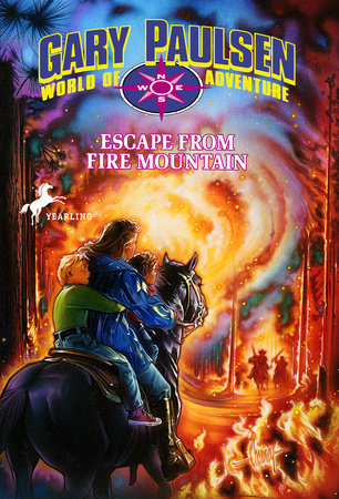 Escape from Fire Mountain by