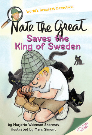 Nate the Great Saves the King of Sweden by Marjorie Weinman Sharmat