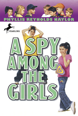 A Spy Among the Girls by