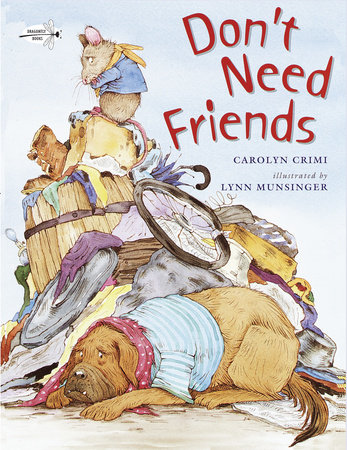 Don't Need Friends by
