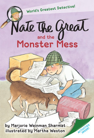 Nate the Great and the Monster Mess by