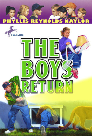 The Boys Return by Phyllis Reynolds Naylor