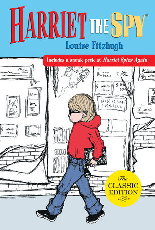 Harriet The Spy Book One