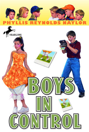 Boys in Control by Phyllis Reynolds Naylor