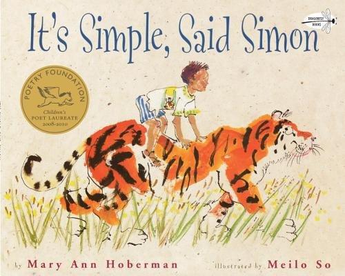 """""""It's Simple,"""" Said Simon by Mary Ann Hoberman"""