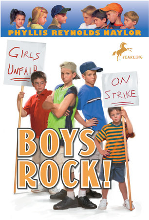 Boys Rock! by