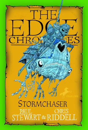The Edge Chronicles 2: Stormchaser by Paul Stewart and Chris Riddell
