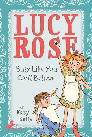 Lucy Rose: Busy Like You Can't Believe by