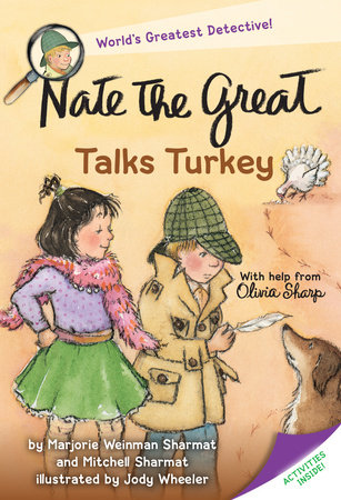 Nate the Great Talks Turkey by