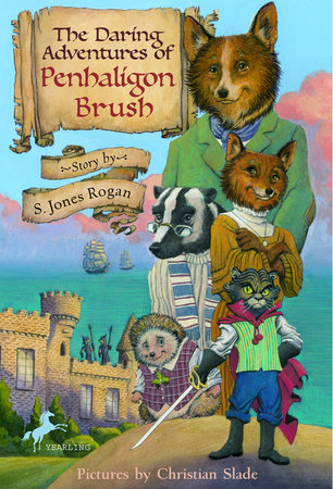The Daring Adventures of Penhaligon Brush by