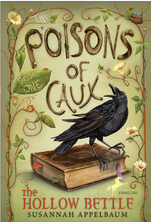 The Poisons of Caux: The Hollow Bettle (Book I) by