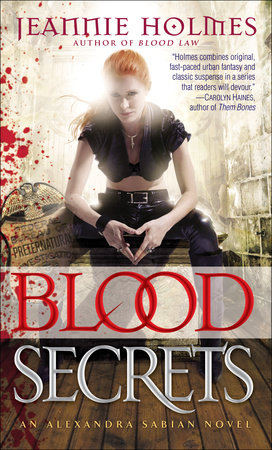Blood Secrets by