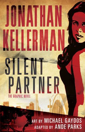 Silent Partner (Graphic Novel) by Jonathan Kellerman
