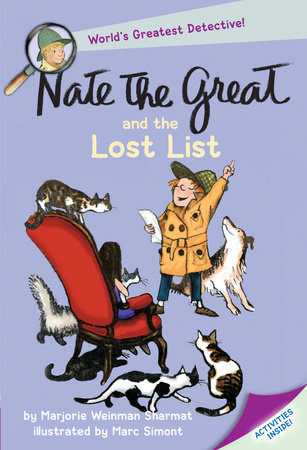 Nate the Great and the Lost List by