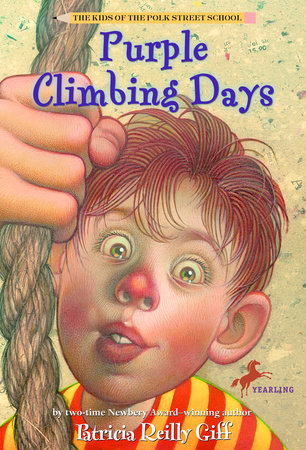 Purple Climbing Days by Patricia Reilly Giff