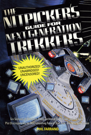 The Nitpicker's Guide for Next Generation Trekkers  Volume 1 by
