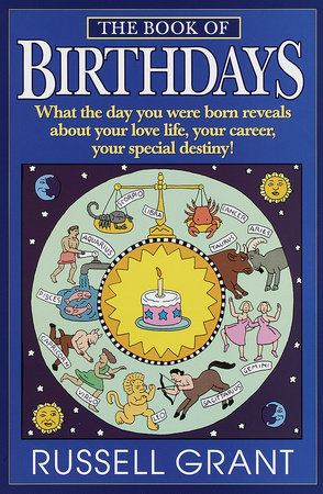 The Book of Birthdays by