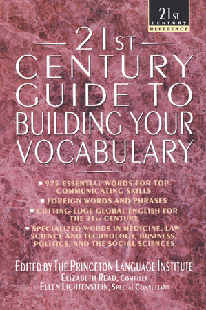 21st Century Guide to Building Your Vocabulary by