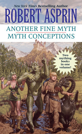 Another Fine Myth/Myth Conceptions 2-in1