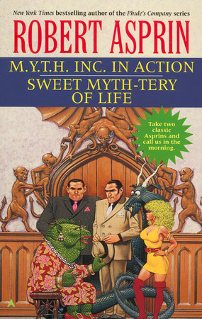 M.Y.T.H. Inc. in Action/Sweet Myth-tery of Life 2-in-1