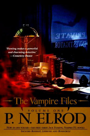 The Vampire Files, Volume One