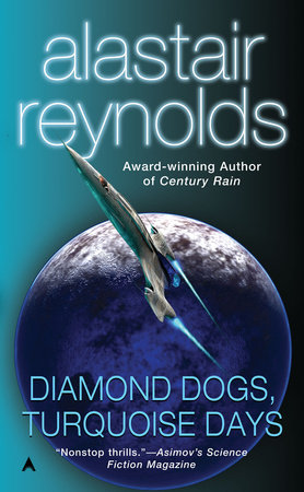 Diamond Dogs, Turquoise Days book cover