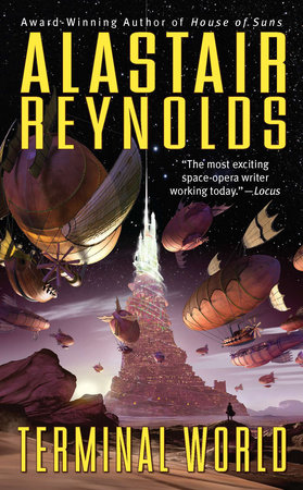 Terminal World book cover