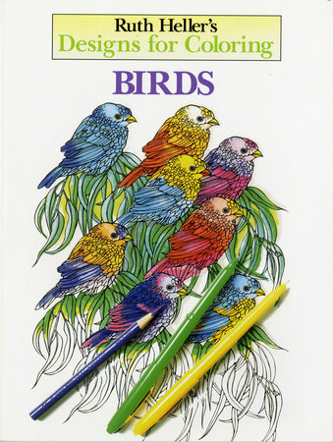 Designs for Coloring: Birds