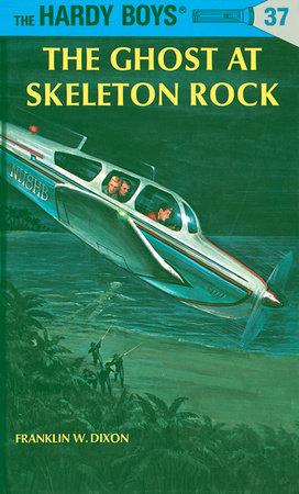 Hardy Boys 37 The Ghost At Skeleton Rock Penguin Random House Retail