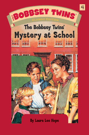 Bobbsey Twins 04: Mystery at School