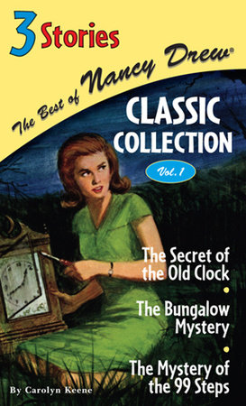 The Best of Nancy Drew Classic Collection