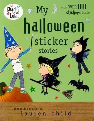 My Halloween Sticker Stories